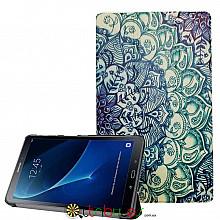 Чохол Samsung galaxy tab S2 8.0 sm-t710 t713 t715 t719 Print ultraslim pattern blue