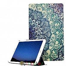 Чохол Samsung galaxy tab S2 9.7 sm-t810 t813 t815 t819 Print ultraslim pattern blue