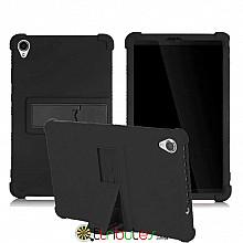 Чохол Lenovo Tab M8 TB-8505 8705 8.0 Silicone black