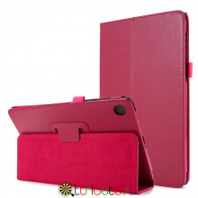Чохол HUAWEI MatePad t10 t10s Classic book cover rose red