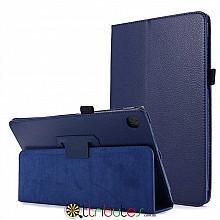 Чохол HUAWEI MatePad t10 t10s Classic book cover dark blue