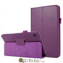 Чохол HUAWEI MatePad t10 t10s Classic book cover purple