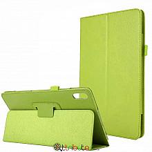 Чохол Lenovo Tab P11 TB-J606L 2021 Classic book cover apple green