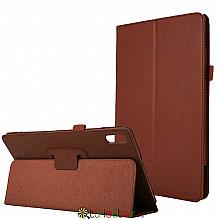 Чохол Lenovo Tab P11 TB-J606L 2021 Classic book cover brown