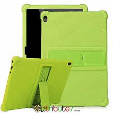 Чохол Lenovo Tab 4 10.1 tb x304F / x304L Silicone apple green