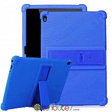 Чохол Lenovo Tab 4 10.1 tb x304F / x304L Silicone dark blue