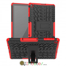 Чохол HUAWEI MatePad t10 t10s Armor cover black-red