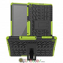 Чохол HUAWEI MatePad t10 t10s Armor cover black-apple green
