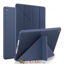 Чохол iPad Air 10.9 2020 Gum origami ultraslim dark blue