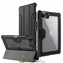 Чохол iPad Air 10.9 2020 2021 Nillkin Armor book cover black