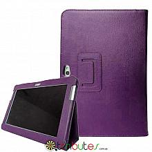Чохол samsung galaxy note 10.1 n8000 n8010 Classic book cover purple