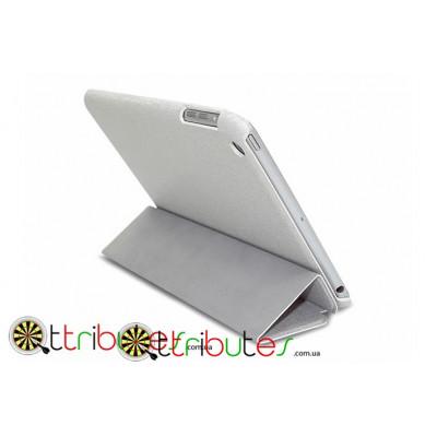Чехол IPad mini & mini 2 HOCO star series white silver
