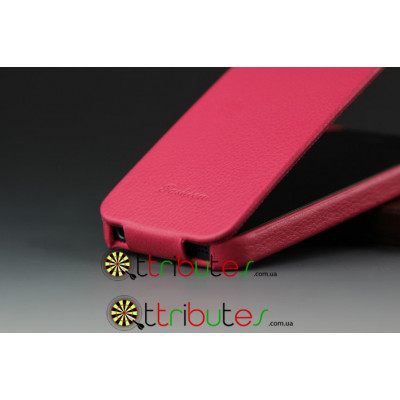 Чехол iPhone 5 Fashion classic rose red