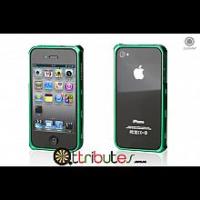 Бампер для iPhone 4s GGMM AviFrame Forest Green