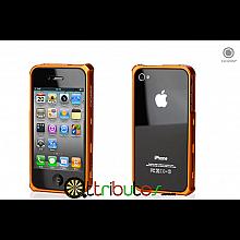 Бампер для iPhone 4s GGMM AviFrame Glaring Golden