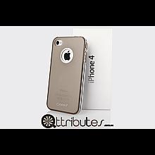 Накладка-чехол для iPhone 4s GGMM Sports Coffee